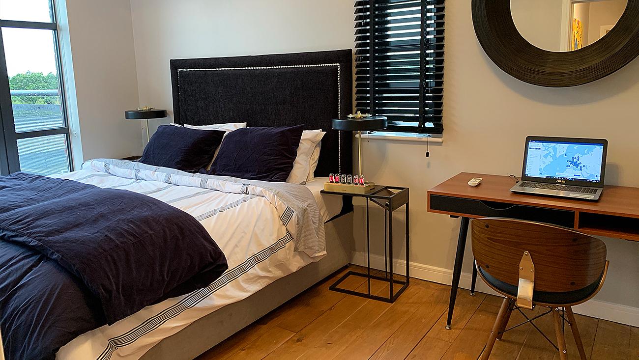 serviced apartments farnborough