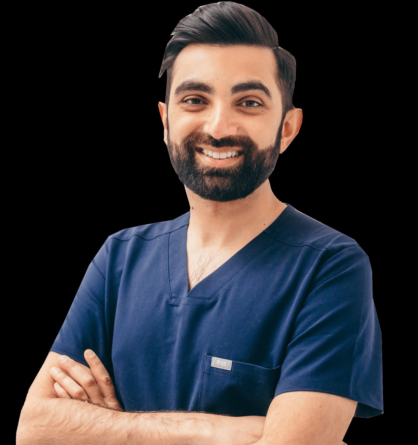 Dr. Hiten Halai