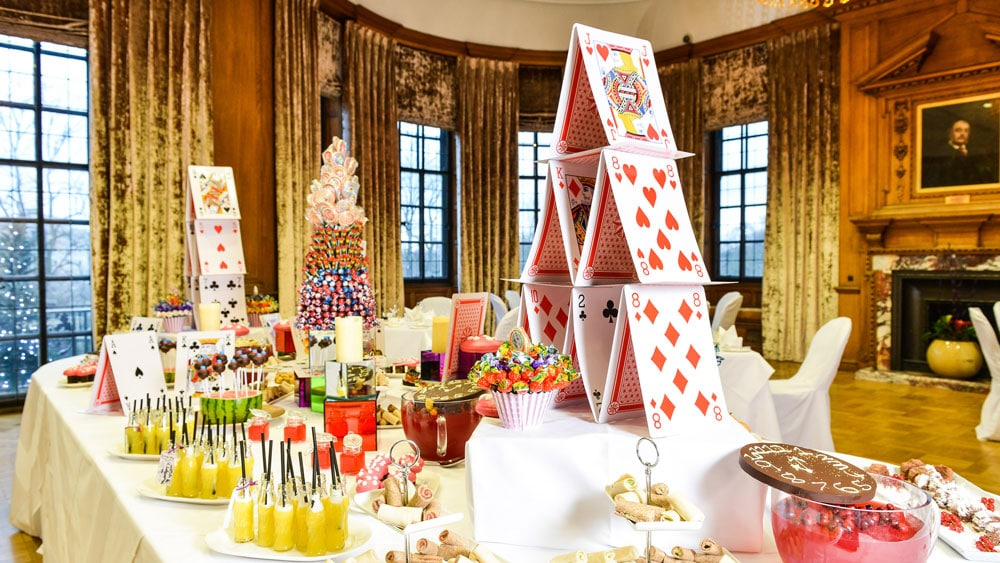 Children's Afternoon Tea at The Grand Hotel