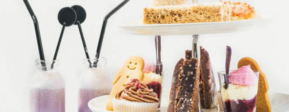 Magical Marvellous Afternoon Tea at St David's Hotel