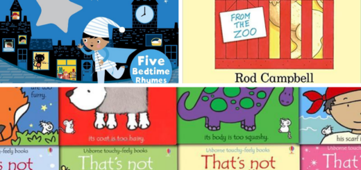 Best books for a baby
