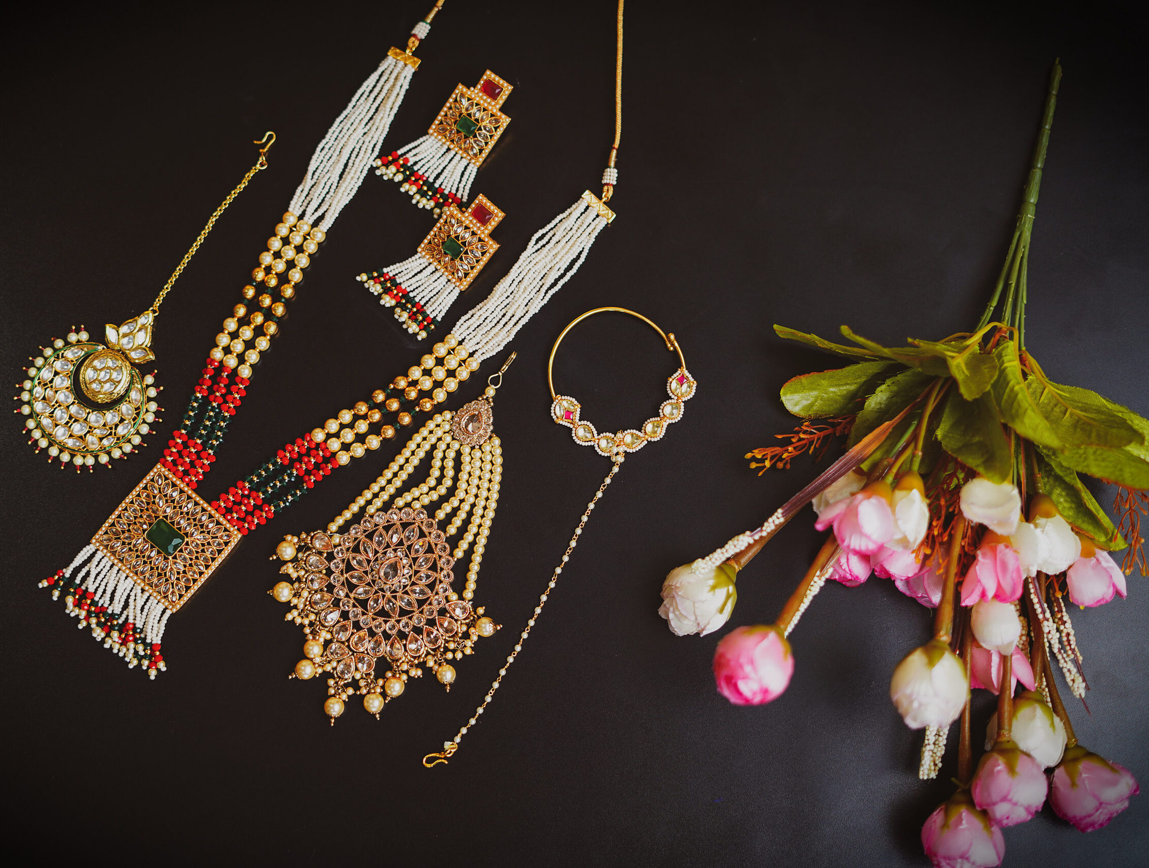 Best-Lehenge-jewellery-in-jhansi-on-rent