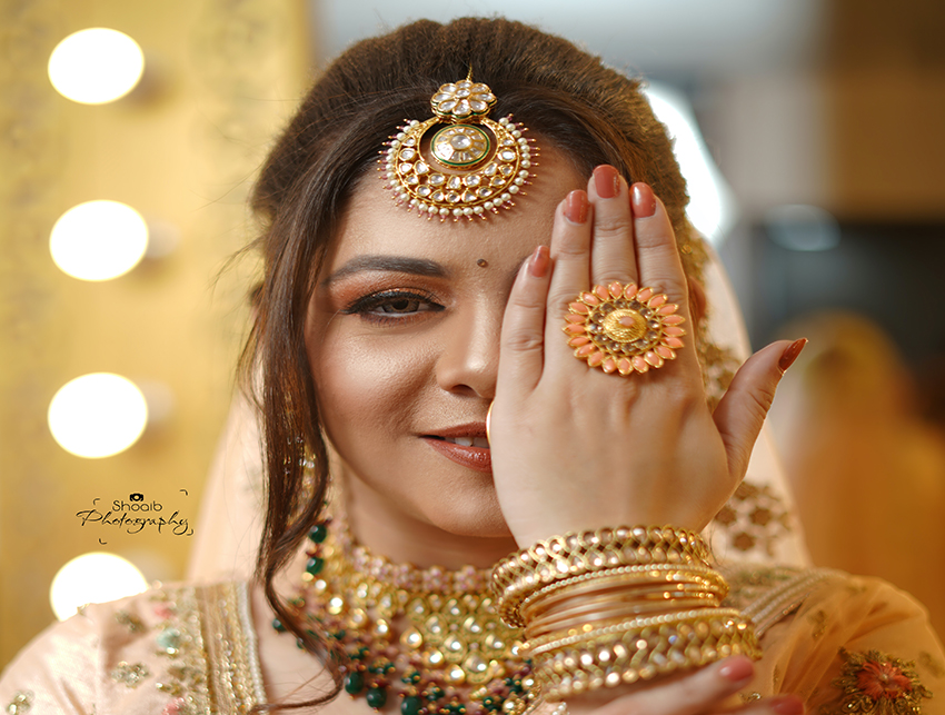 Best Reception Makeup in Jhansi