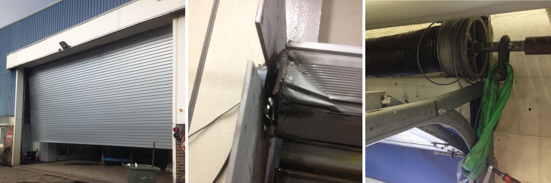 Emergency Industrial Door Repairs