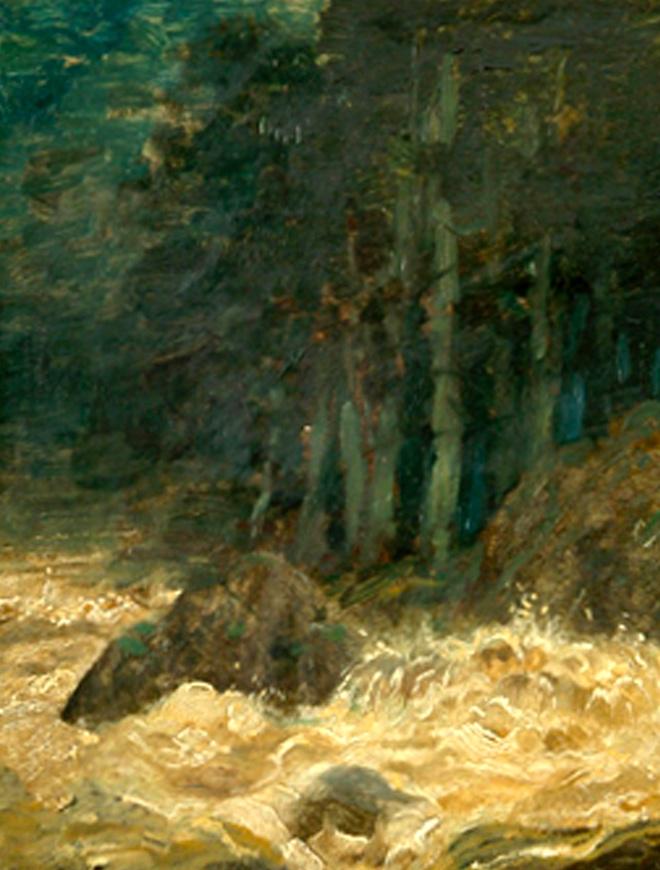 Landscapes in Oil