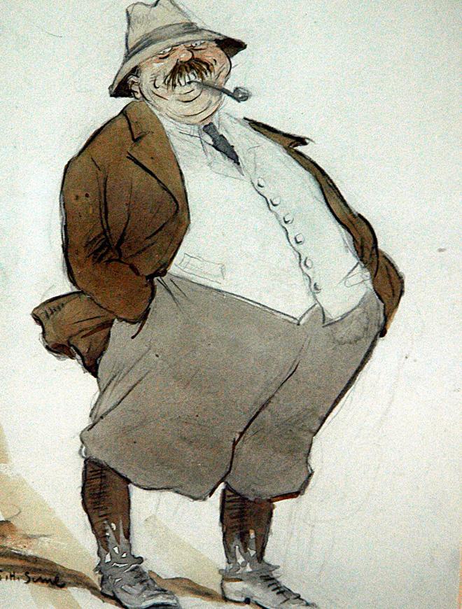 Worplesdon Characters