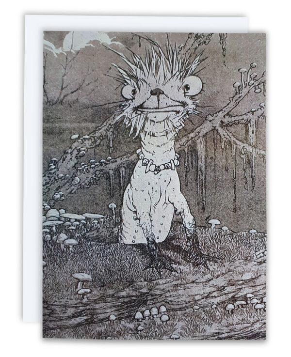 Bogey Beasts Card – Iffysoros