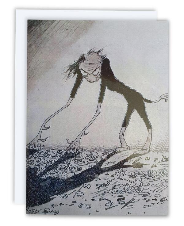 Bogey Beasts Card - Nide