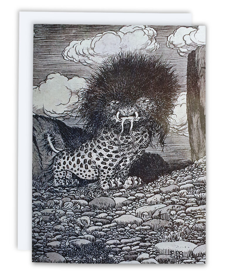 Bogey Beasts Card – Prapsnot