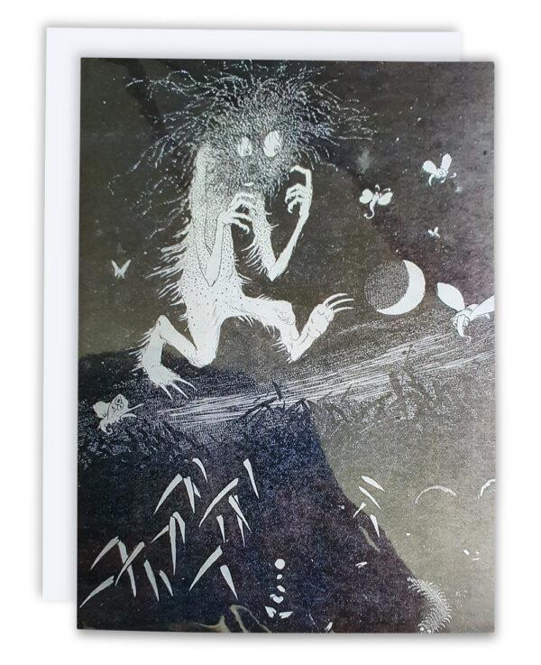 Bogey Beasts Card - Seekim