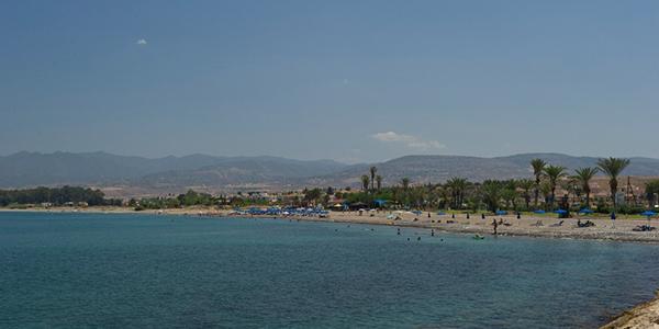 Παραλία Μαγκουλίνα (σημείο κοντά στον Ψαρόπουλο)