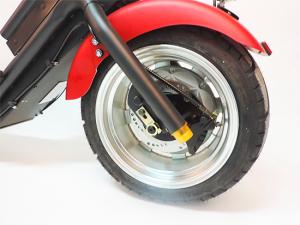 City Tiwter Scheibenbremse Hinten mit Felgenmotor Scheibenbremse hinten