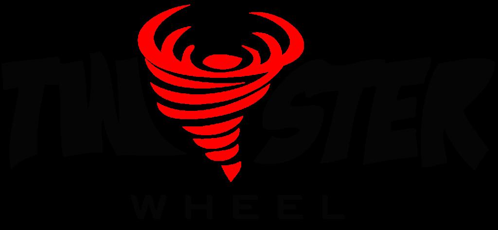 Twister Wheel Logo