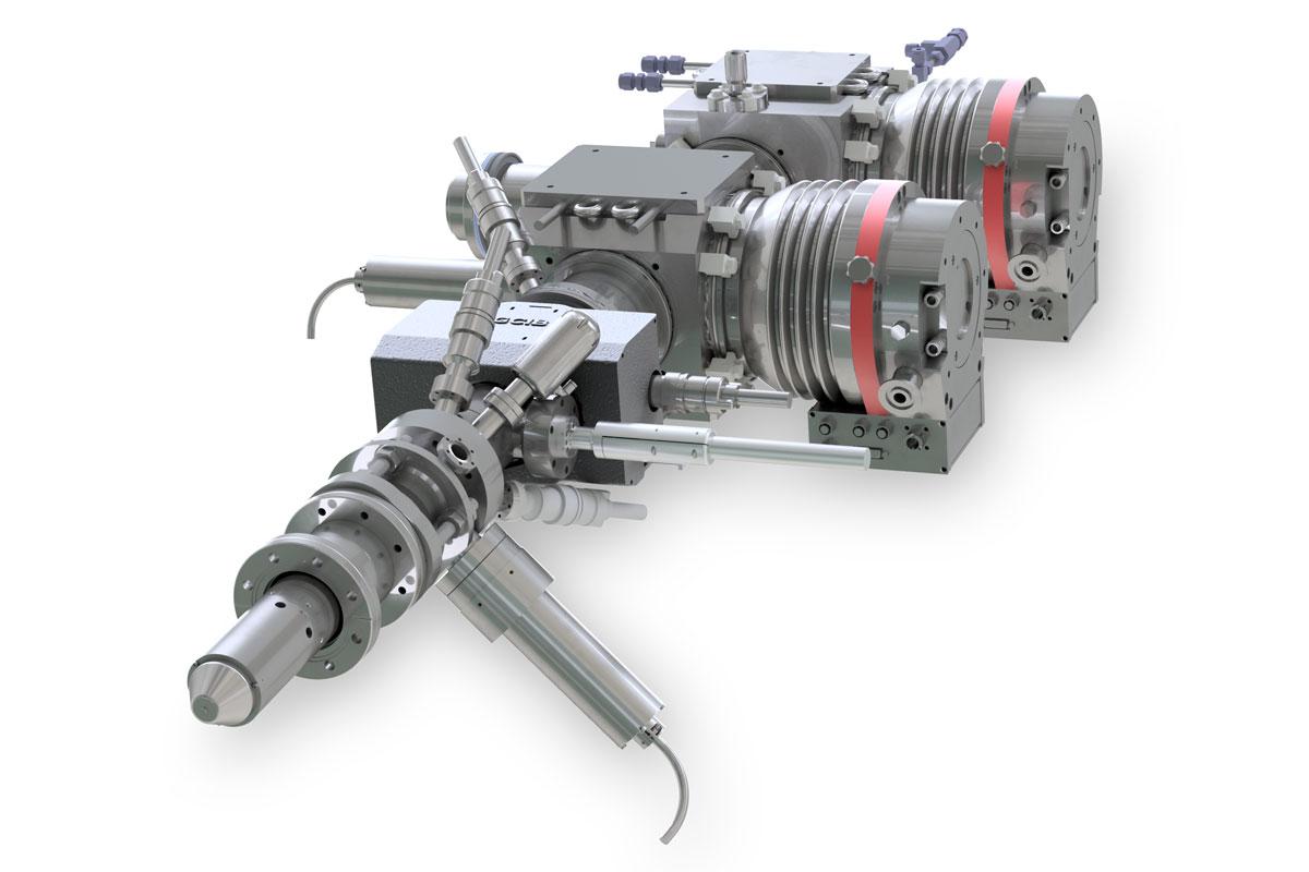 GCIB SM 70kV Gas Cluster Ion Beam System