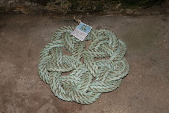 Kringle Mat - green