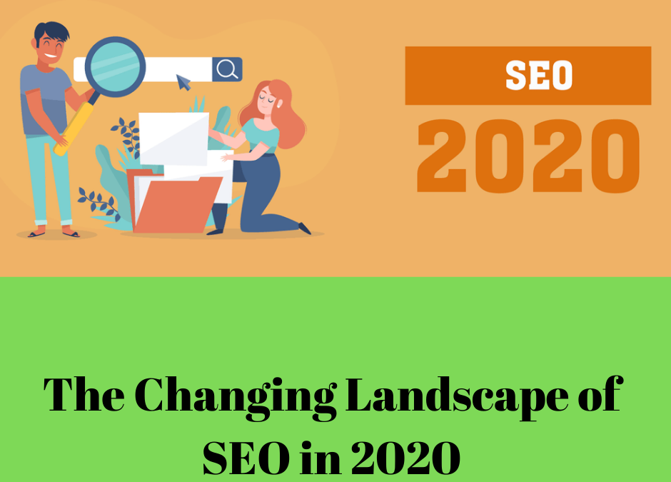 The Changing Landscape of SEO in 2020