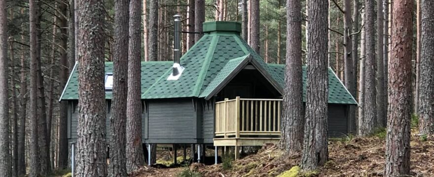holiday lodges cairngorms
