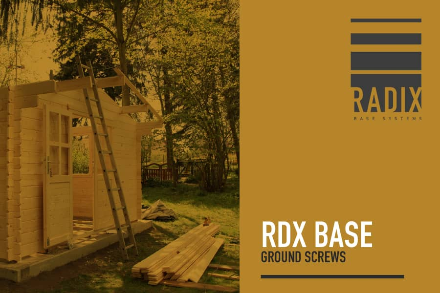 radix base ground screws