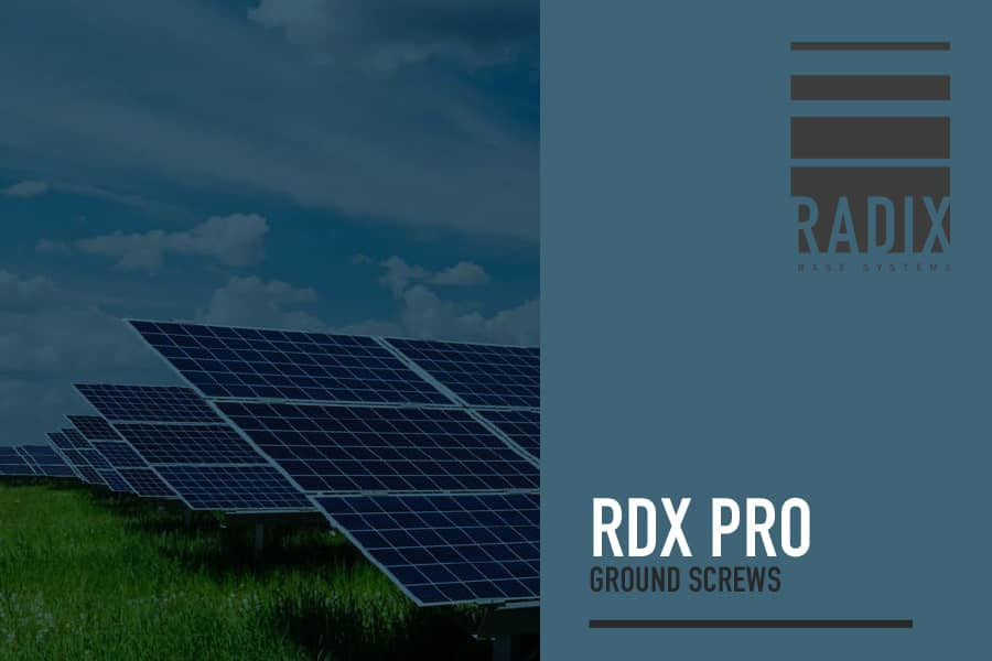 radix pro ground screws