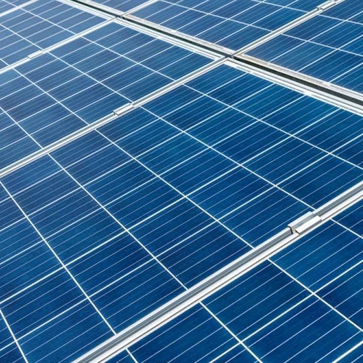 50kw solar foundations scotland