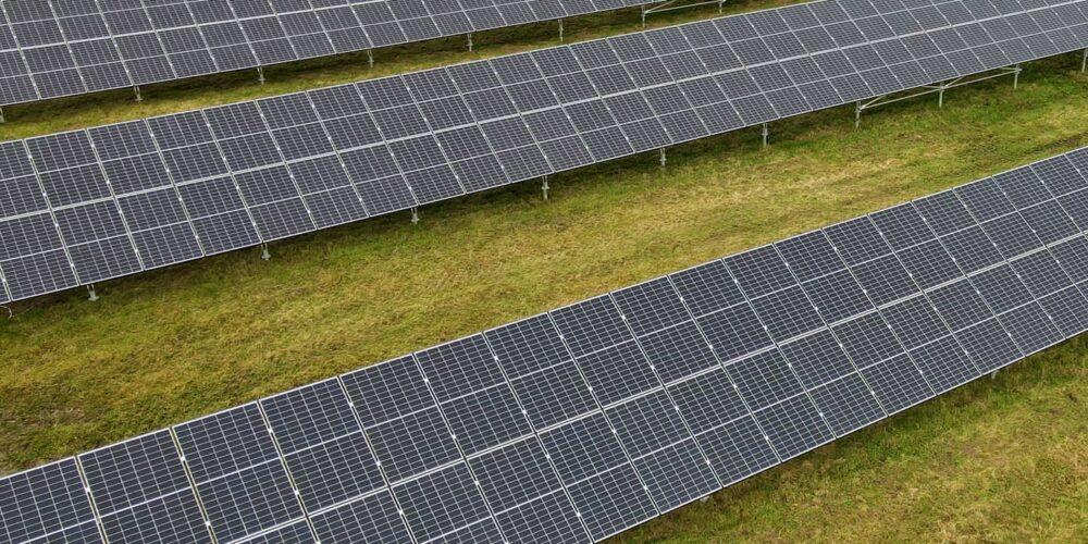 100kW Solar PV, SPS Fauldhouse