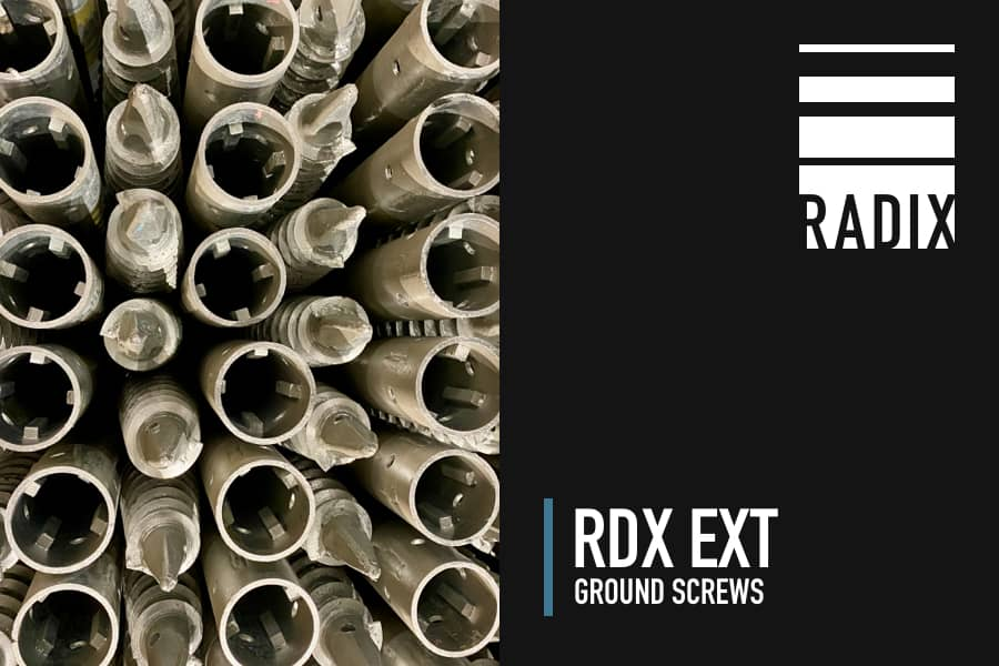 radix pro ground screws