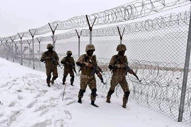 The Pakistan Army has revealed today that 83% of the Pakistan-Afghanistan border has been completely fenced