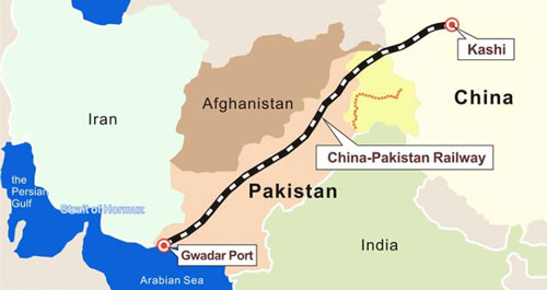 CPEC, ML-1 and PSM – joining the dots