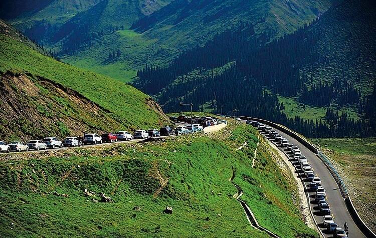 Unprecedented prosperity: Pak-Xinjiang tourism gets a boost under CPEC
