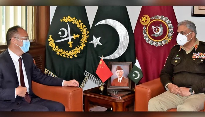 Army Chief terms CPEC win-win situation, thanks China for gifting COVID vaccines