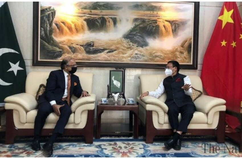 Pak, China considering possible collaboration in gems and jewelry industry