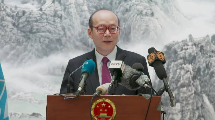 China committed to building a global community of health for all