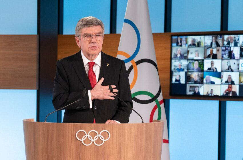 Reforms on Olympics approved after Bach's re-election as IOC president