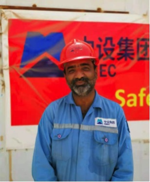Transformation from excavator driver to tech-savvy master — CPEC role model