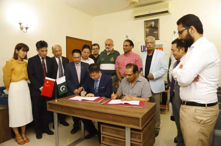 Chinese language a bridge & link between China, Pakistan