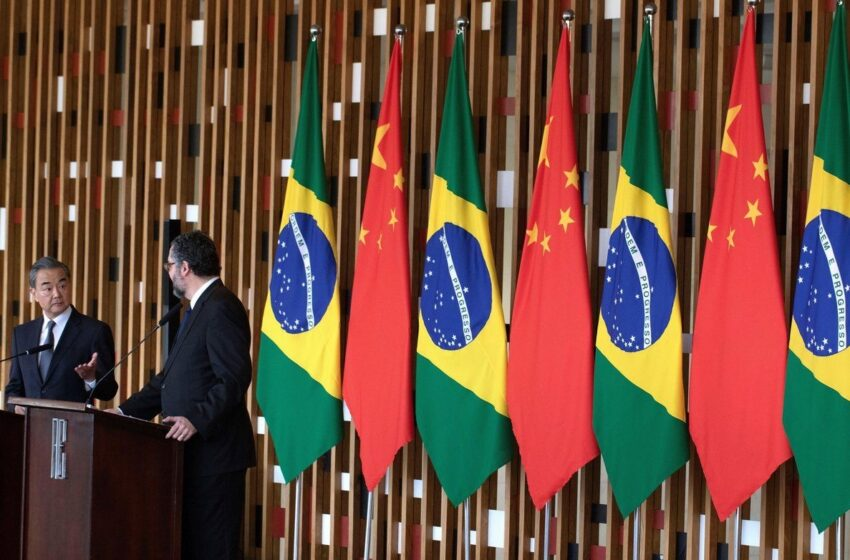 Brazil & China keen to align Investment Programmes