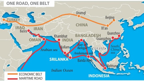 CHINA IN THE INDIAN OCEAN – AN ESSENTIAL FOR STRATEGIC BALANCE   By Baber Bilal Haider