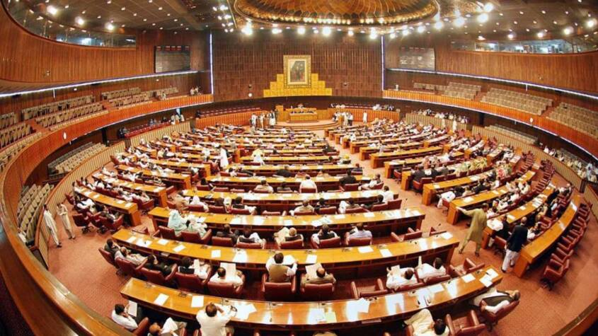 Pakistan Senate pledges continued support to China