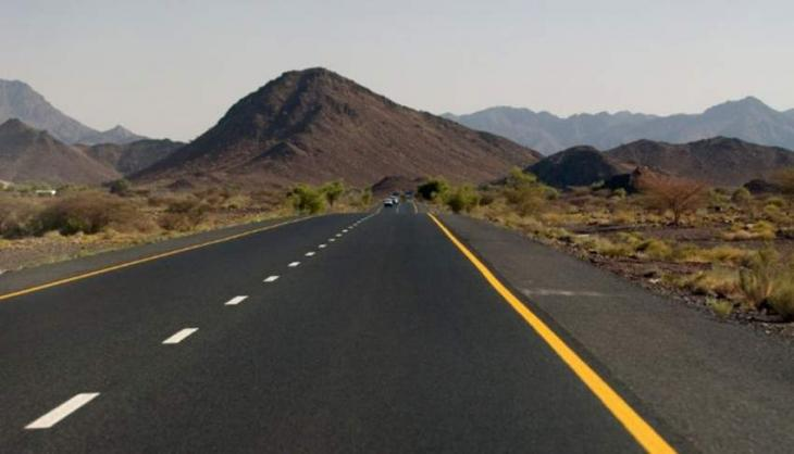747 Km highway up-gradation started under CAREC