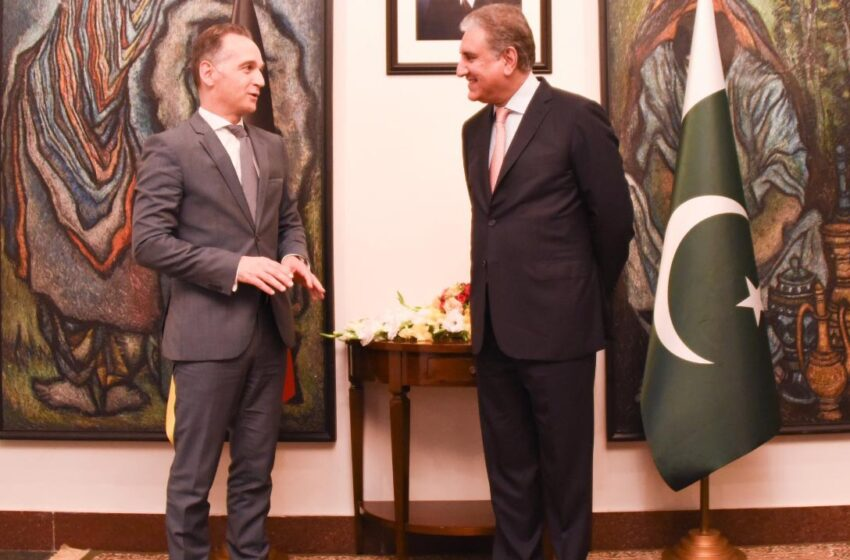 German investors welcome to invest in CPEC SEZs: FM Qureshi