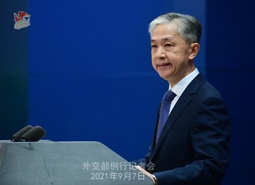 CPEC enhancing trade, economic development of Pakistan: Spokesperson Wang Wenbin