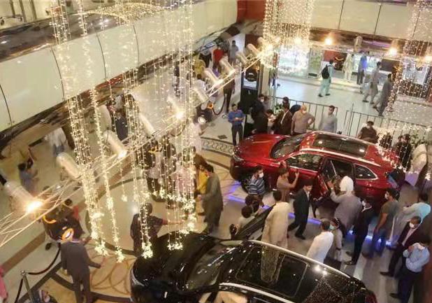 GWM's two SUVs make debut in Pakistan