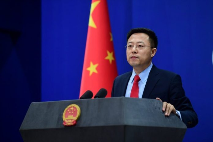 Chinese foreign ministry spokesperson appreciates PM Khan's remarks on industrial cooperation