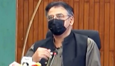 Pakistan does not have a 'Chinese debt problem', says Umar