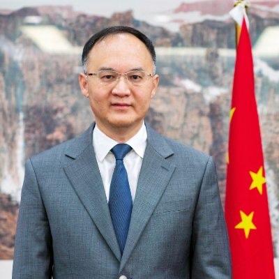 Ambassador Nong appreciates Minister Umar's remarks clarifying that CPEC has not created a 'China debt' problem for Pakistan