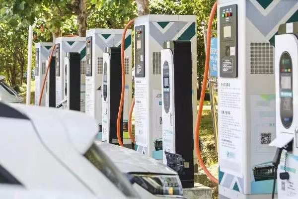 Electric Car charging stations set to be installed soon in Pakistan