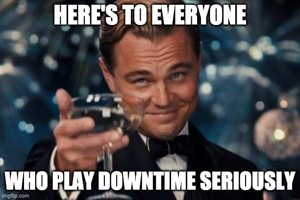 Play D&D 5e Downtime