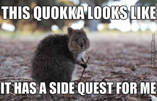 Sidequest Squirrel D&D 5e Downtime