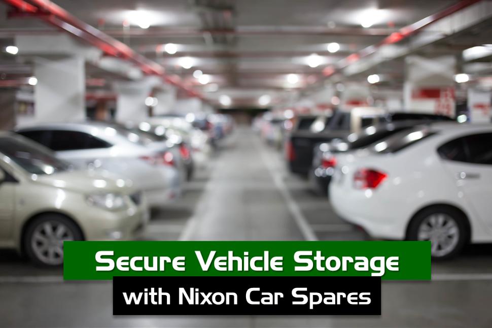 Nixon Car Spares Storage