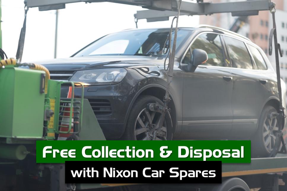 Scrap My Car Nixon